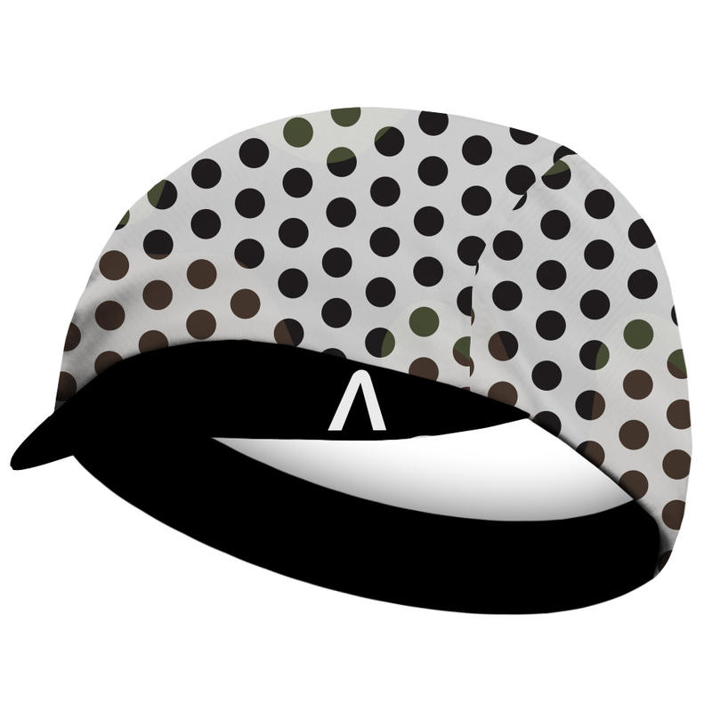 Meshed Up Cycling Cap Meshed Up Camo Print
