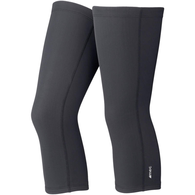 Calefaction Knee Warmers Black
