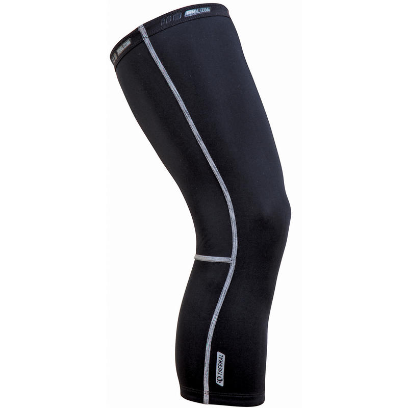 Elite Thermal Knee Warmers Black