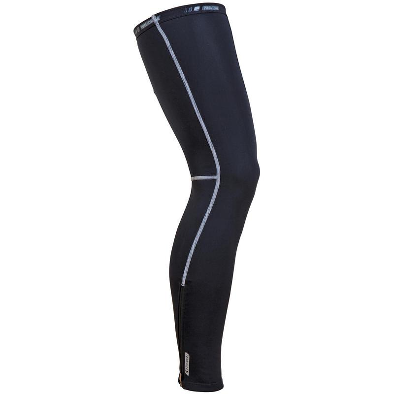 Elite Thermal Leg Warmers Black