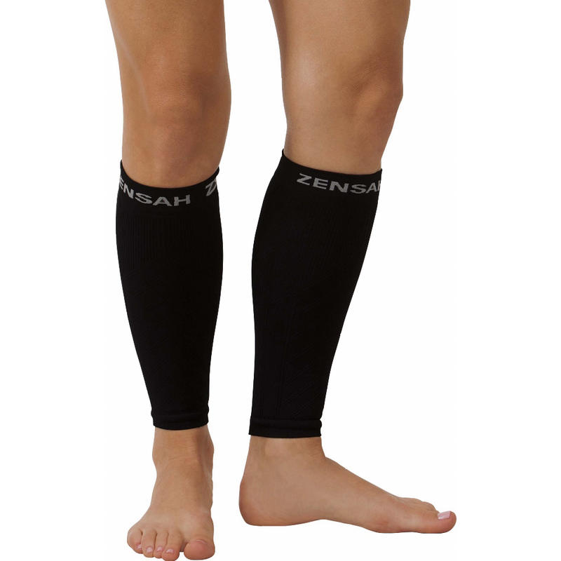 Compression Leg Sleeves Black