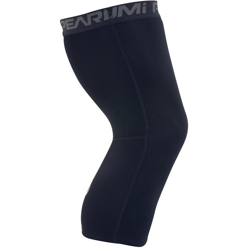 Elite Thermal Knee Warmers Black