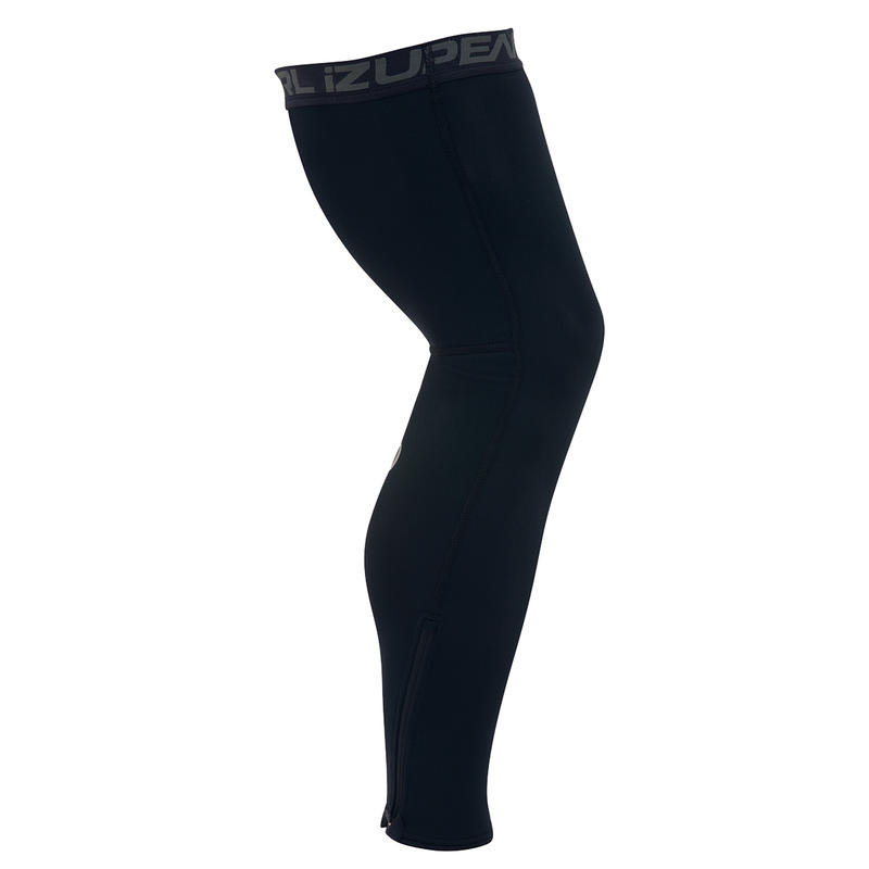 Elite Thermal Leg Warmers Black