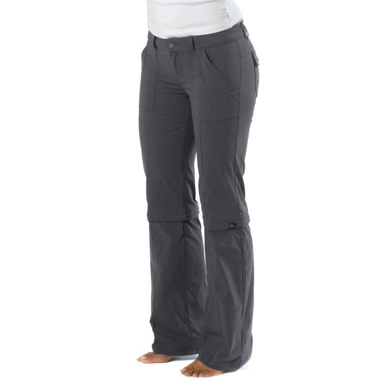 Monarch Convertible Pants - Regular Inseam Coal