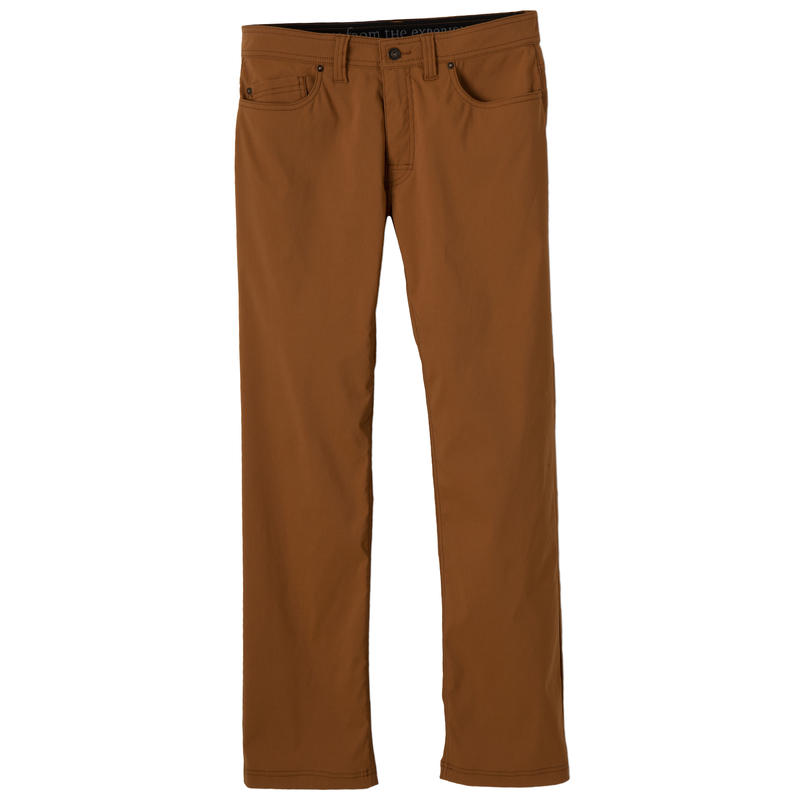 "Brion Pants -32"" Dark Ginger"