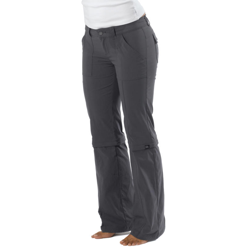 Monarch Convertible Pants - Short Inseam Coal