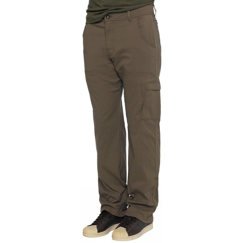 "Zion Convertible Pants - 30"" Mud"