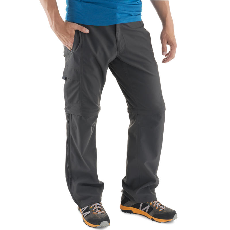 "Mochilero Convertible 32"" Pants Eclipse"