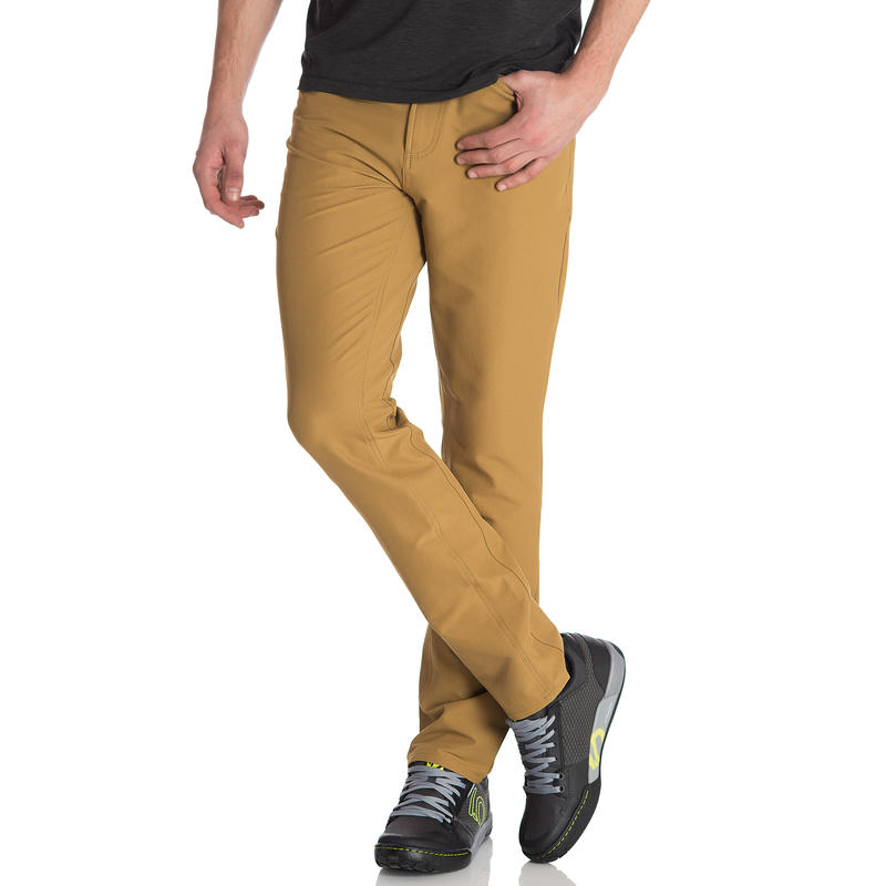 "Walkabout Pants 32"" Brass"