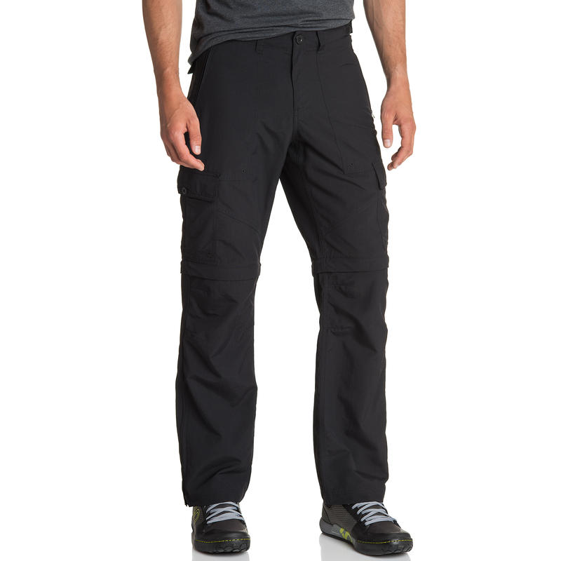 "Mochilero Convertible Pants 32"" Black"
