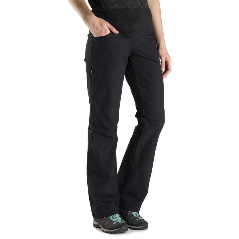 Terrena Pant - Long Inseam Black
