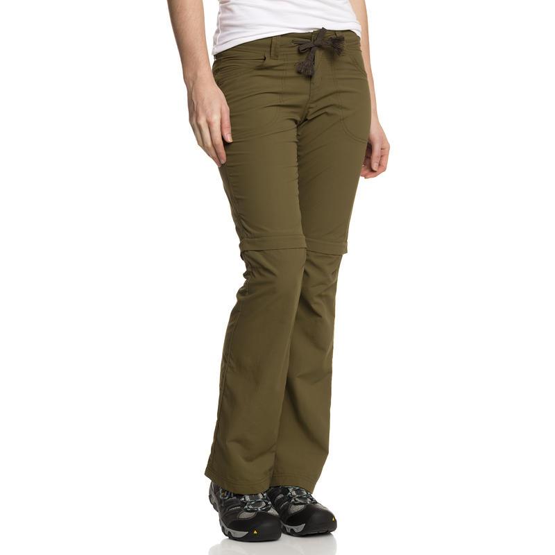 Pantalon convertible Terrena Olive foncé