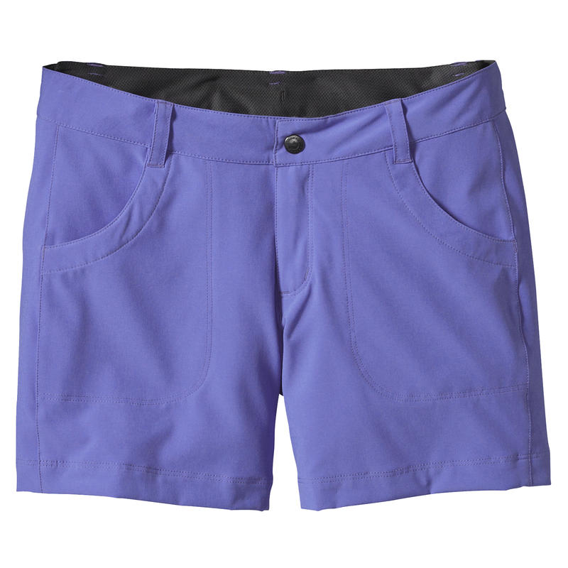 Happy Hike Shorts Violet Blue