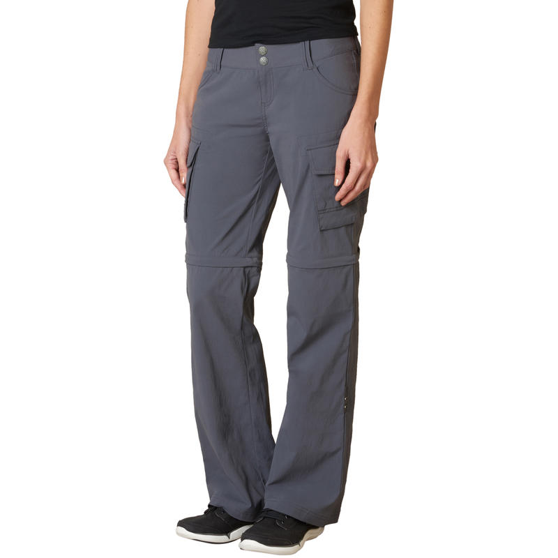 Sage Convertible Pants - Short Inseam Coal