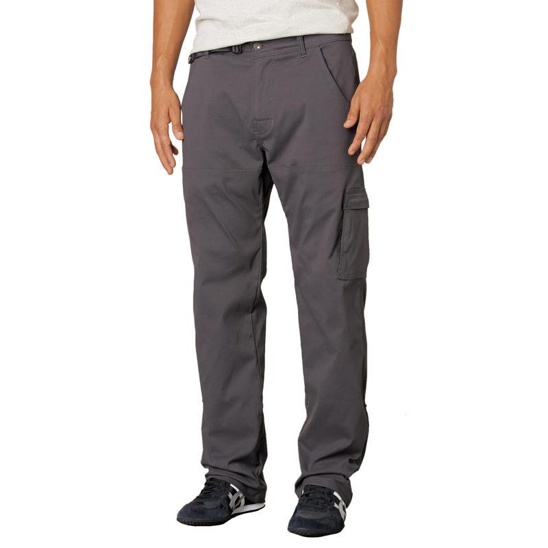Stretch Zion Pants Charcoal