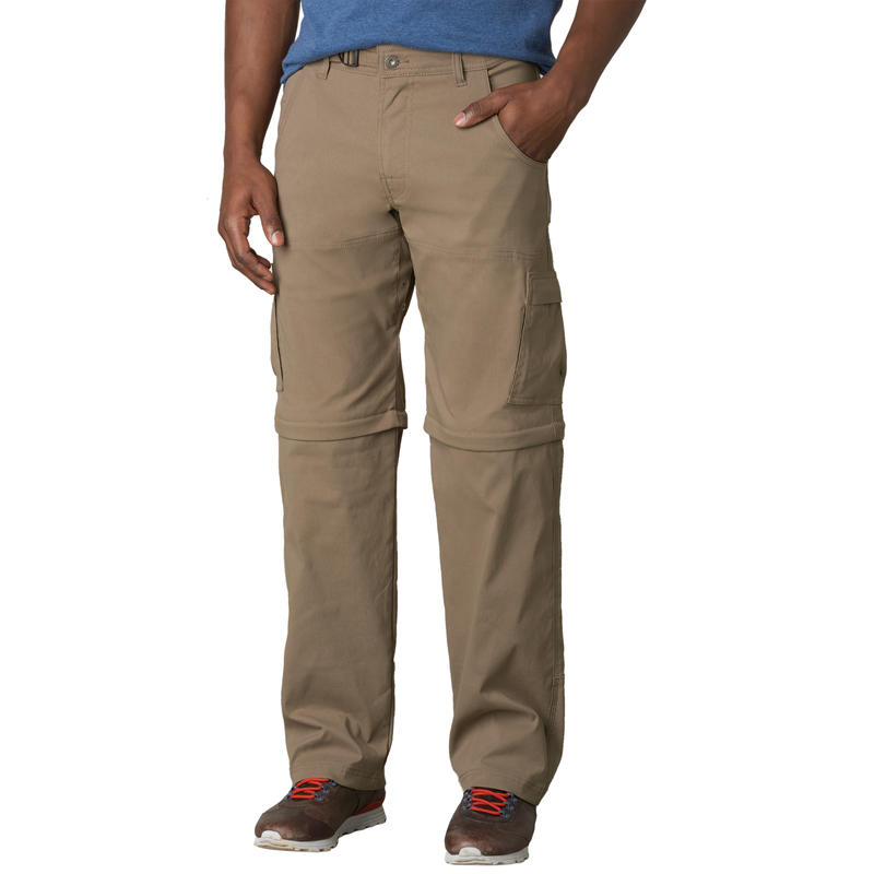 Stretch Zion Convertible Pants Mud