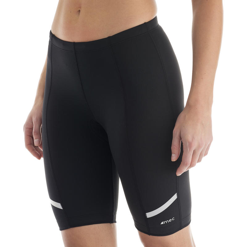 Journey Cycling Shorts Black