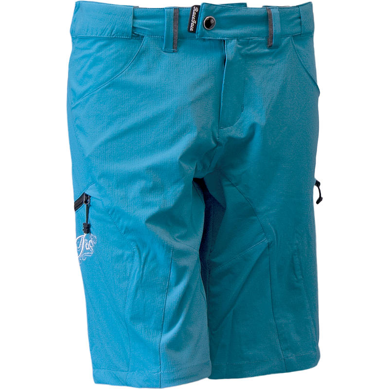 Piper Shorts Turquoise