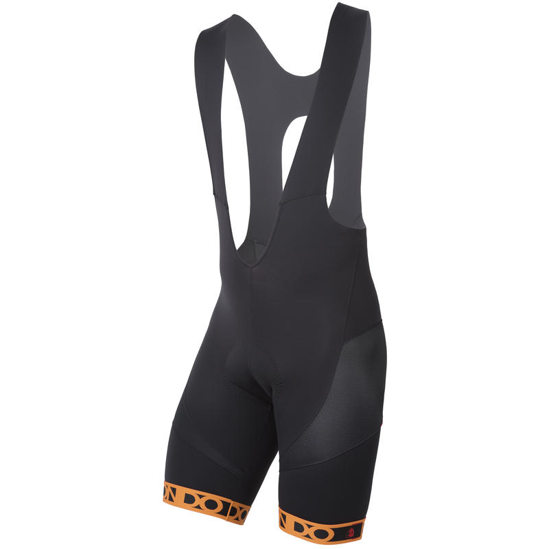 Orhi Bibshorts Black/Orange