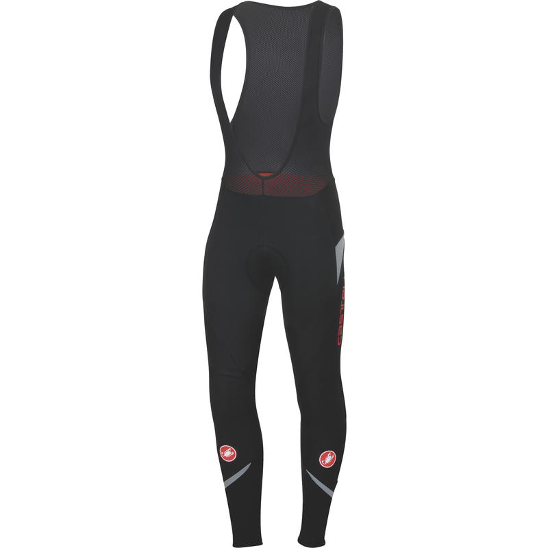 Polare Due Bibtights Black/Reflex