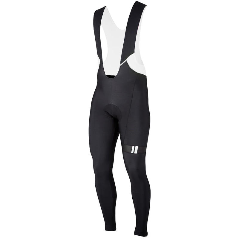 Biko Bib Tights Black/White