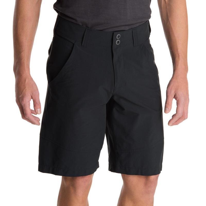 Crinkum Shorts Black
