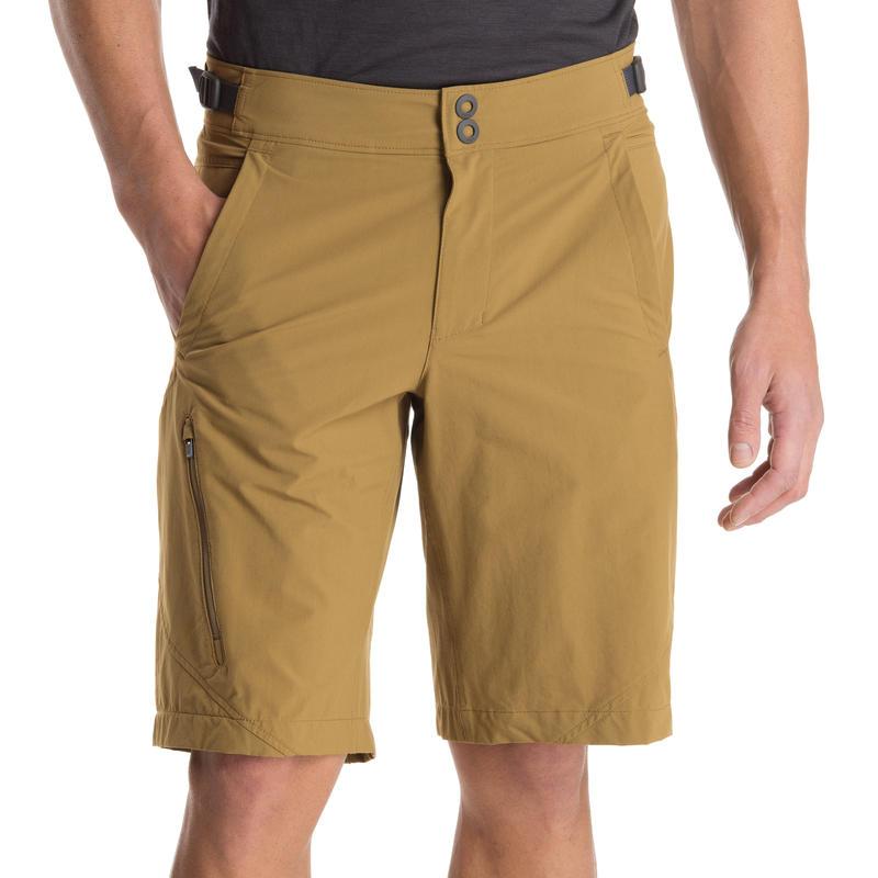 Crinkum Plus Shorts Cadet