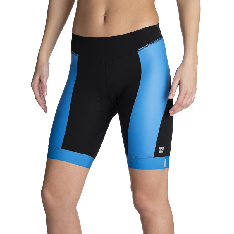 Rouleur Shorts Black/Atlantis