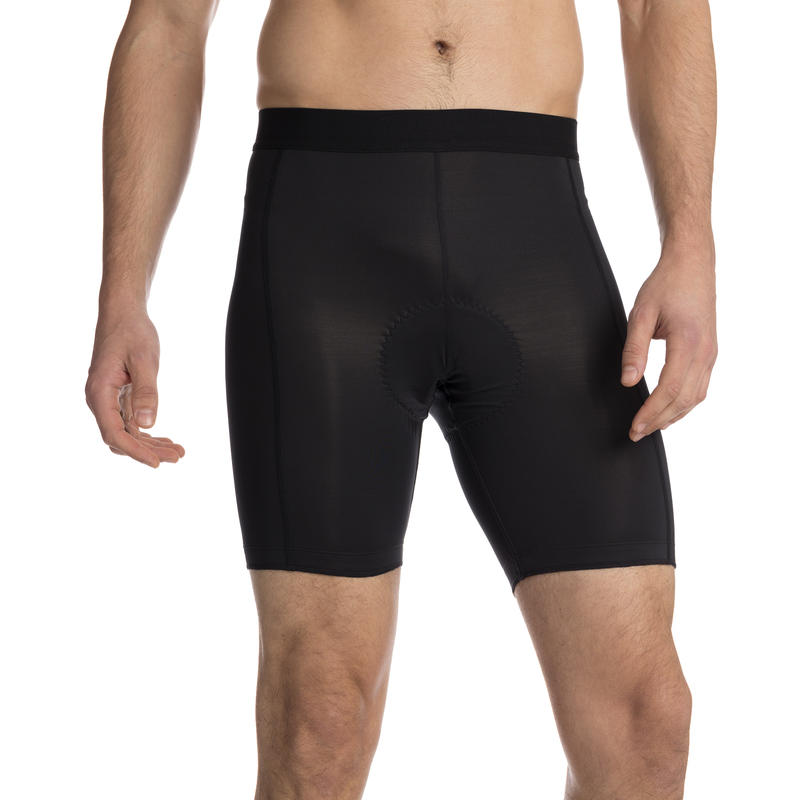 Ace Cycling Liner Shorts Black