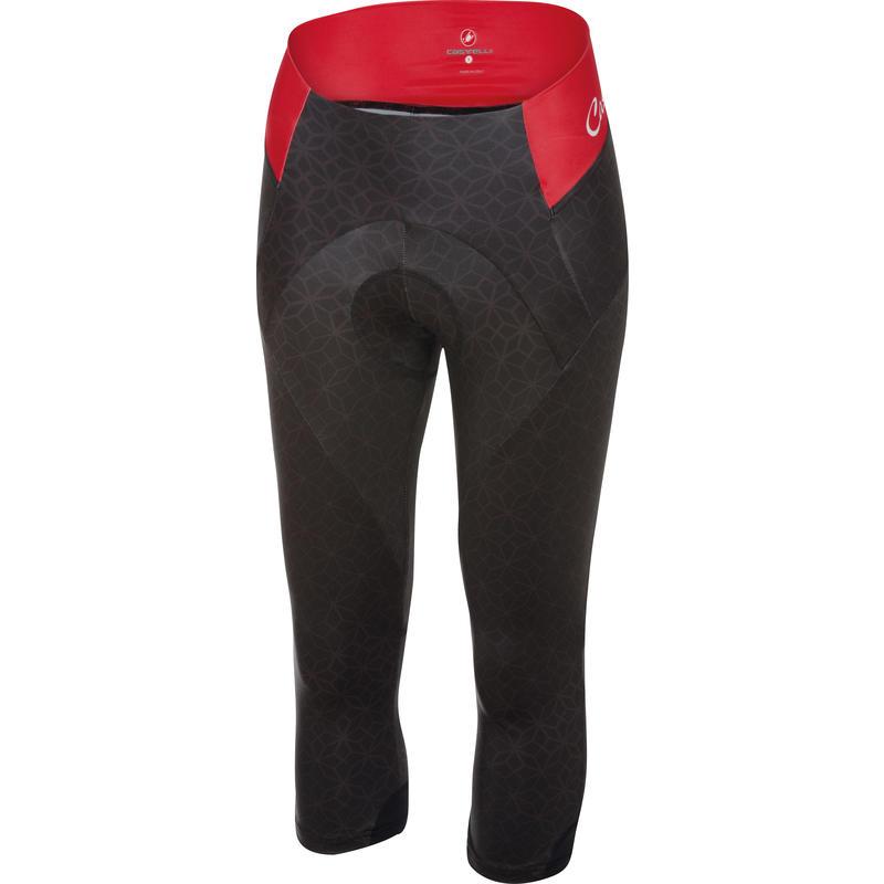 Bellissima Knicker Black/Red