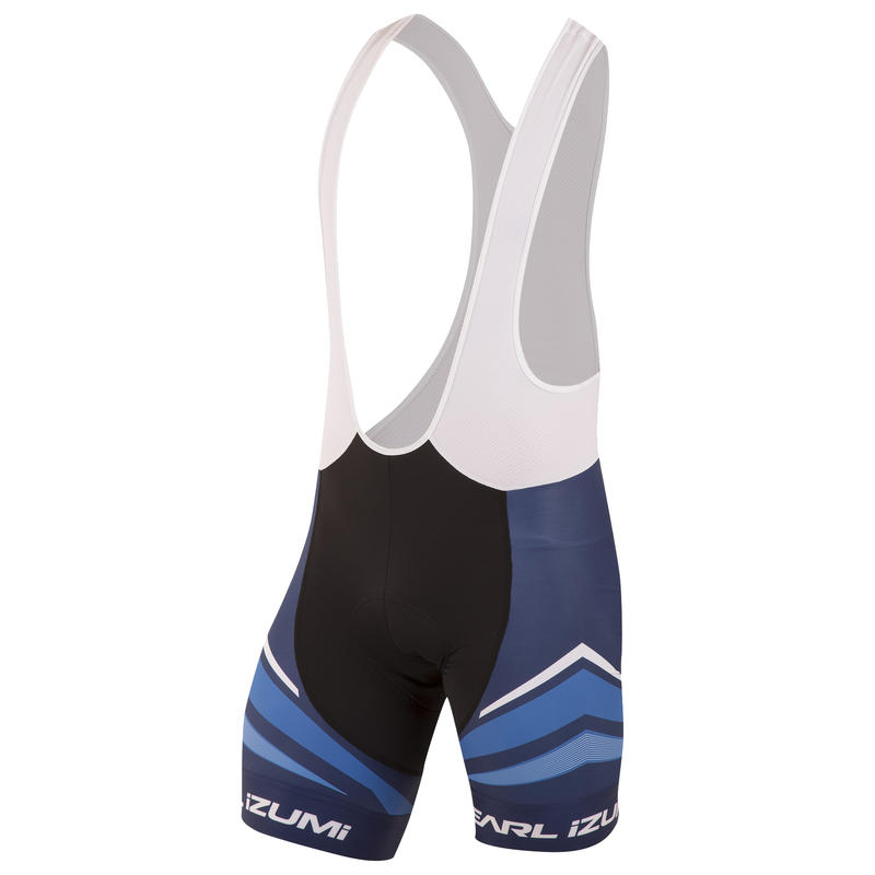 Elite Pursuit LTD Bibshorts Delta Blue X2