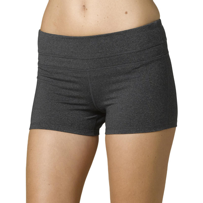 Audrey Short Charcoal Heather