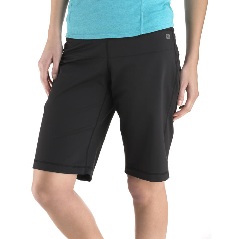 Lotus Shorts Black