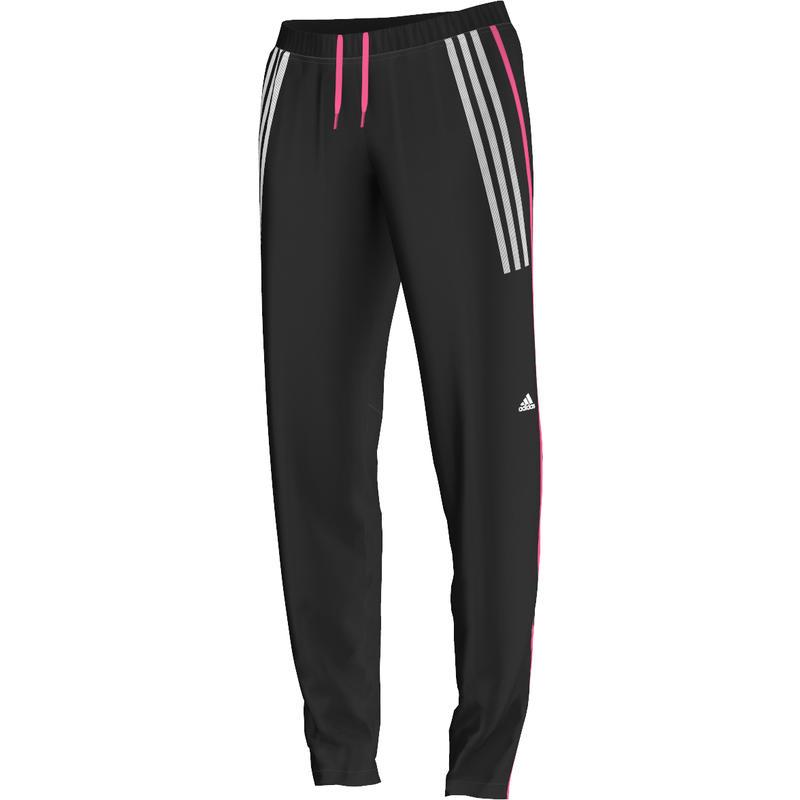 Adizero Slim Pant Black/Neon Pink