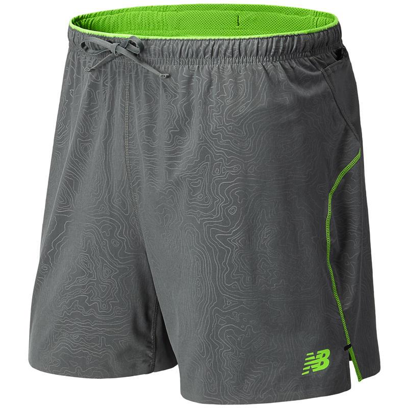 "Ultra 6"" Short Chemical Green/Lead"