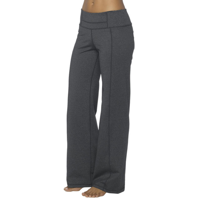Julia Pant Regular Inseam Charcoal Heather