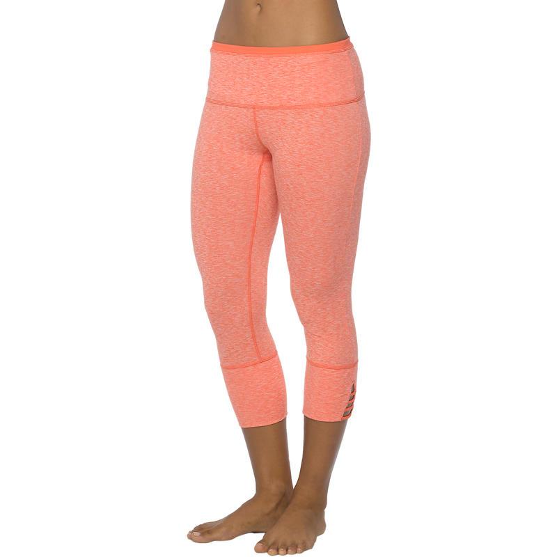 Tori Capri Neon Orange