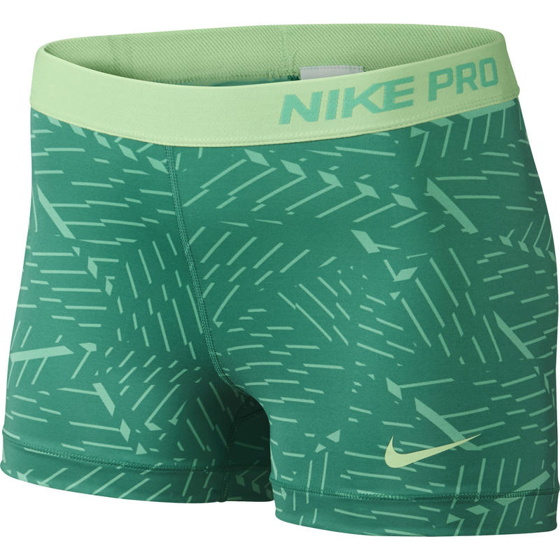 "3"" Pro Bash Shorts Menta/Emerald Green"