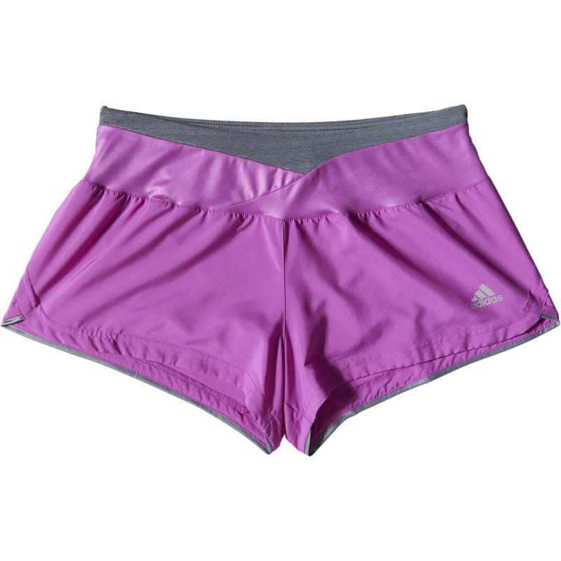 Supernova Glide Shorts Flash Pink/Vista Grey
