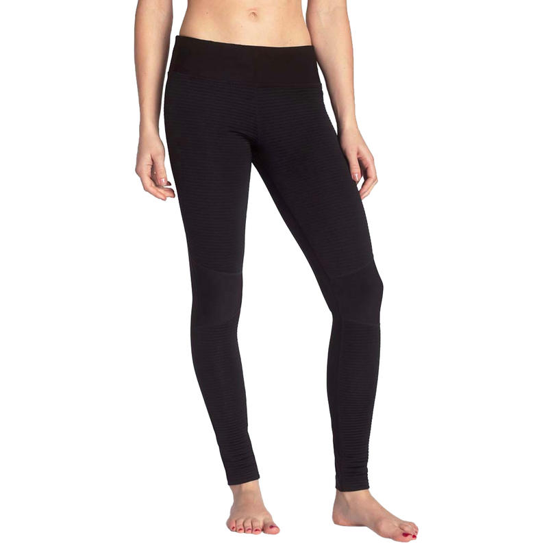 Warrior Tights Black