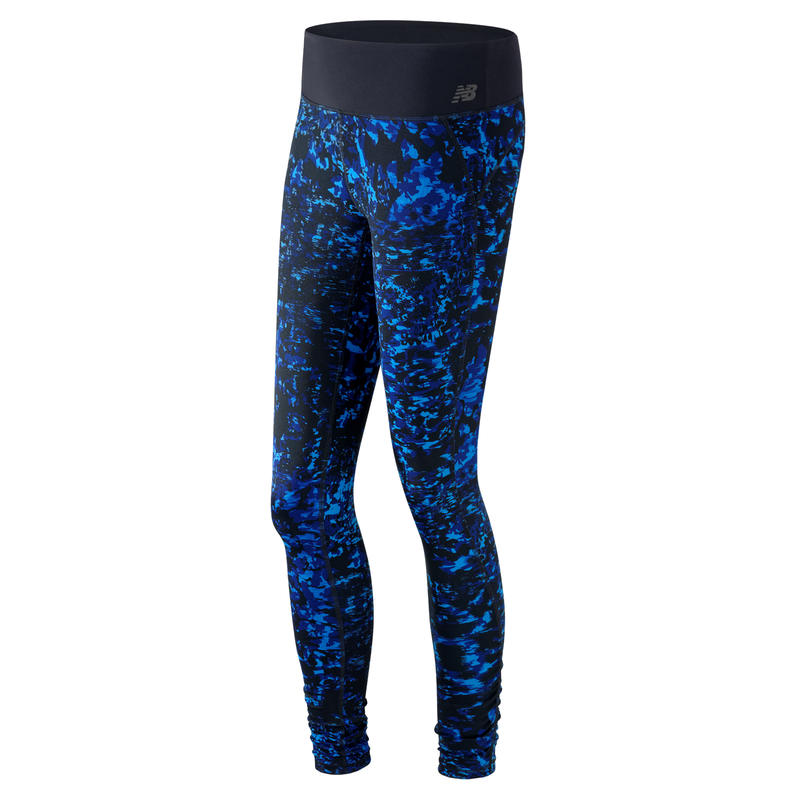 Premium Performance Print Tights Sonar/Multi