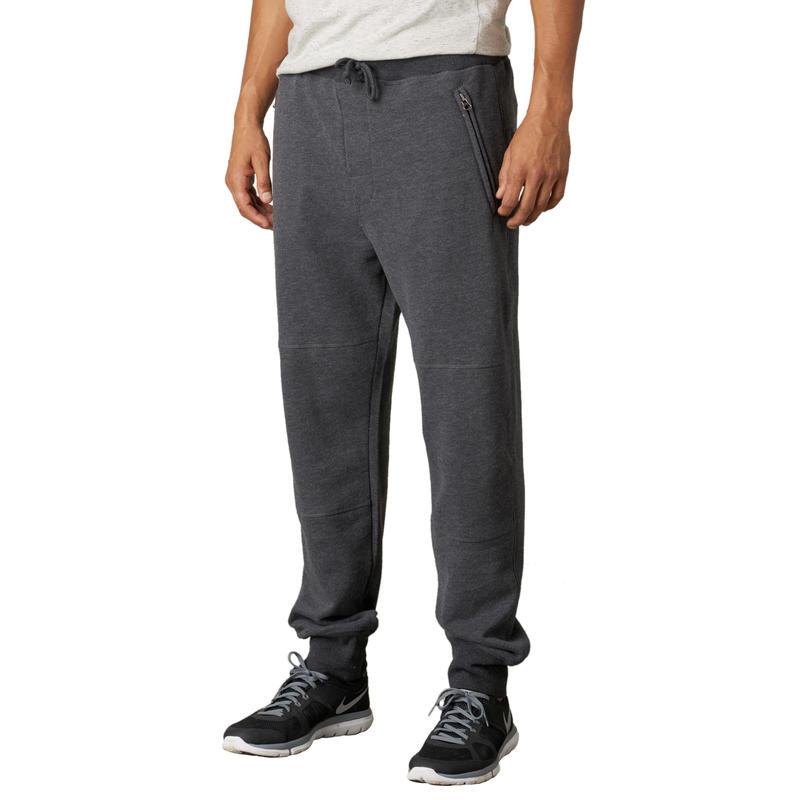 Pantalon Maverik Noir chiné