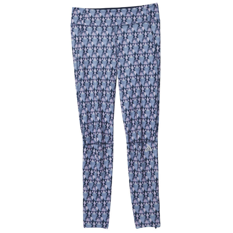 Graphic Long Tight Mineral Blue/Prism Blue