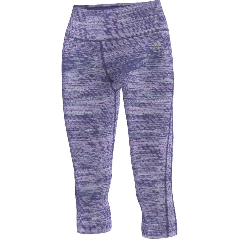 Performer HighRise 3/4 Tight Heather Purple/Print
