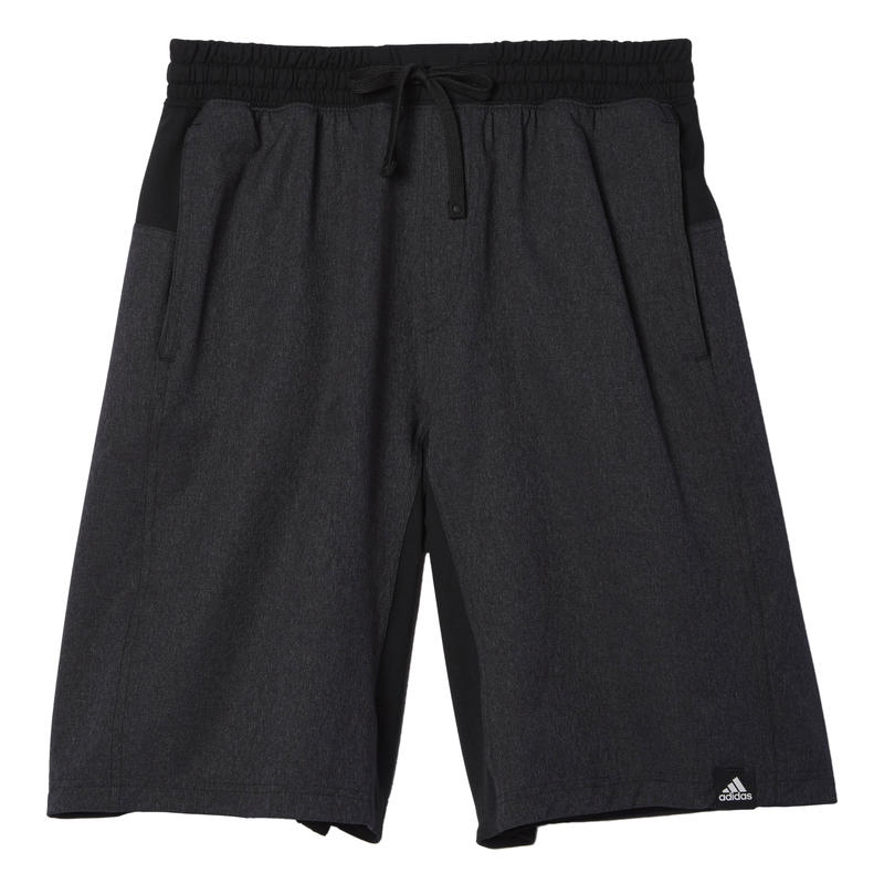 S1 Woven Short Black/Grey