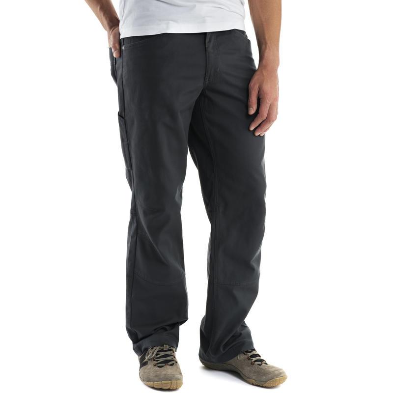 """Super Burl Pants (34""""inseam) Coal"""