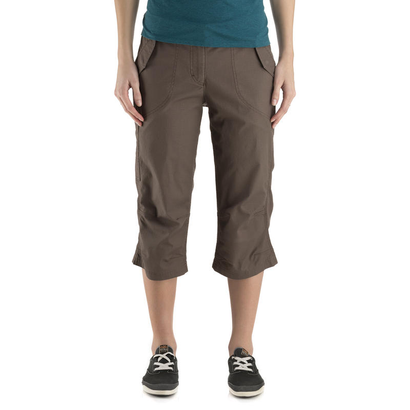 RNB 4 Capris W Major Brown