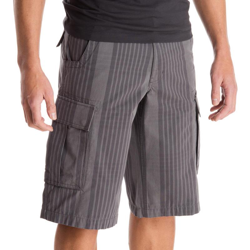 Tangent 2 Shorts Coal Freedom Plaid