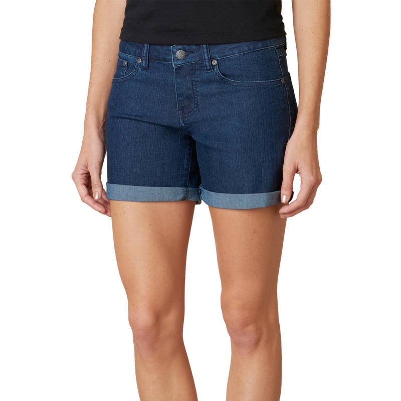 Kara Denim Shorts Indigo