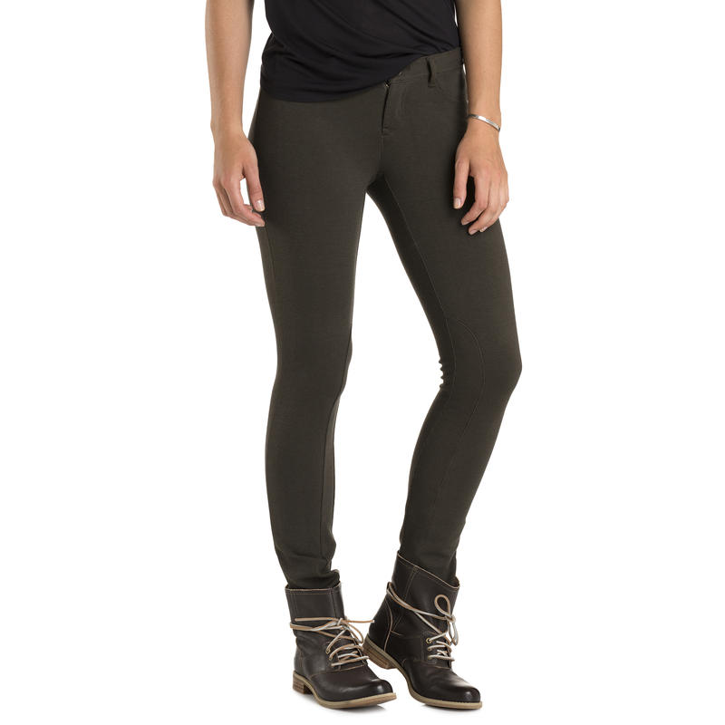 Pantalon Queen West West Olive noire